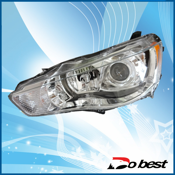 Head Light for Mitsubishi Lancer, Pajero, Outlander pictures & photos