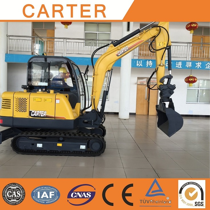 Hot Sales Hydraulic Type CT45-8b (4.5t) Multifunction Crawler Digger pictures & photos