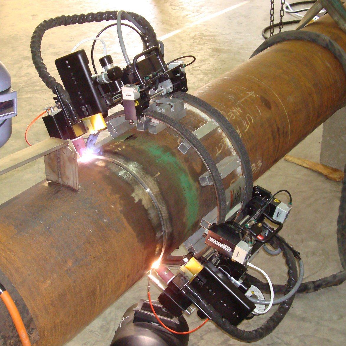 China Orbital Welding Machine Automatic Orbital Welding
