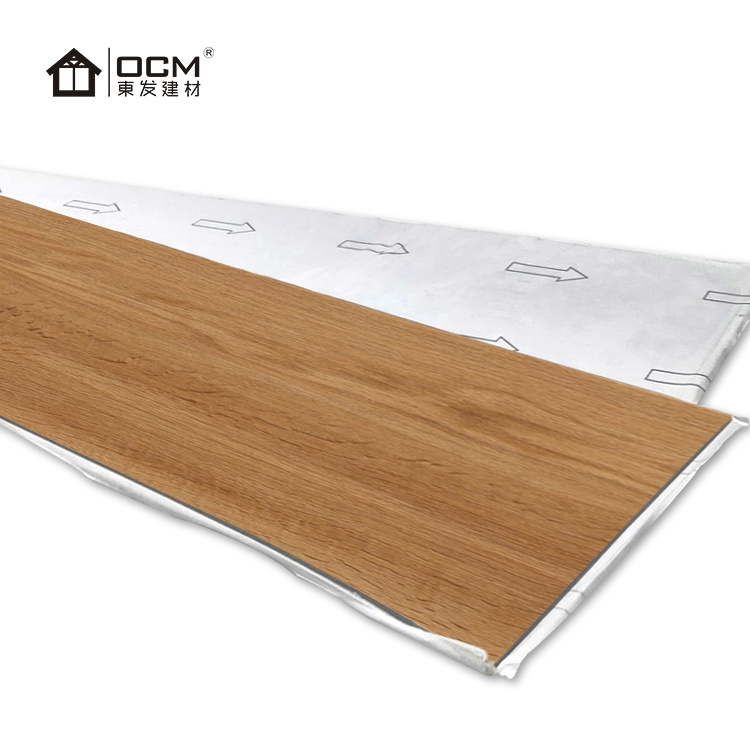 China Wood Grain Flooring Vinyl Plank
