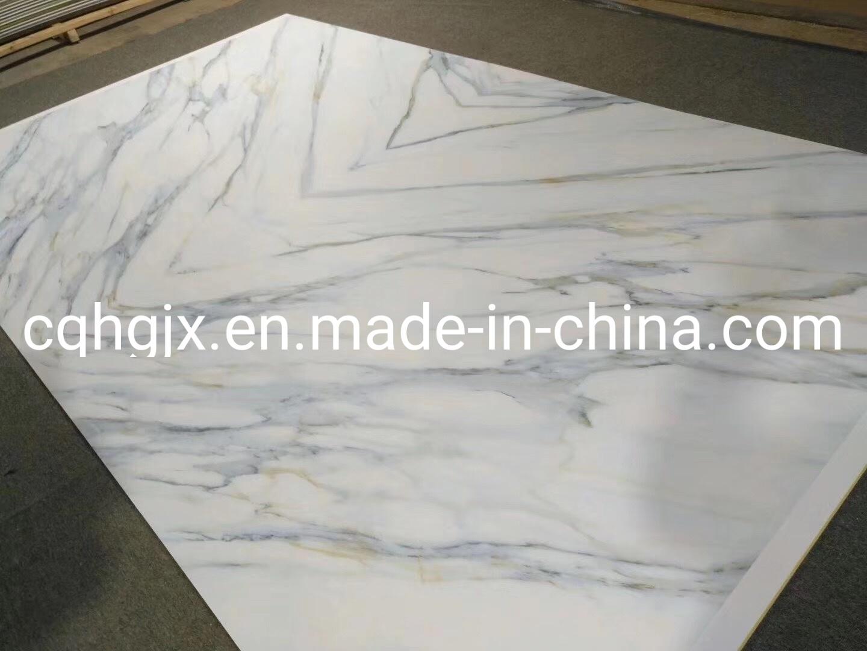 China Good Quality Marble Design Pvc Panel Wall Pvc Wall Panels Price In Pakistan China Pvc Sheet Pvc Marble Board