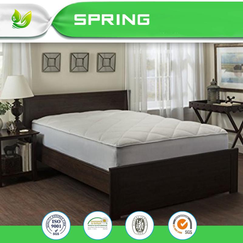 China Premium Hypoallergenic Waterproof PVC Bed Bug Mattress Cover   China  Mattress Protector, Twin Mattress Protector