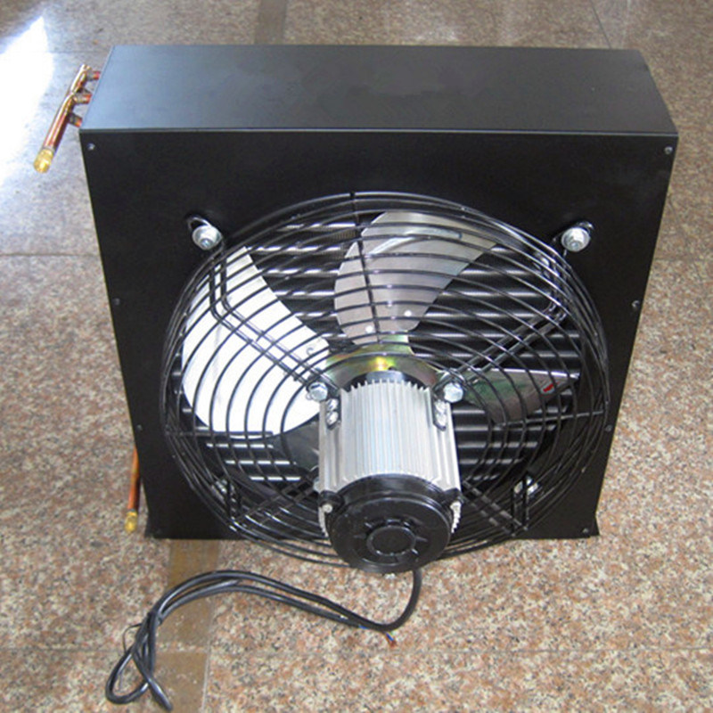 1/3 HP Refrigeration Air Cooler Copper Tube Condenser Coil pictures & photos