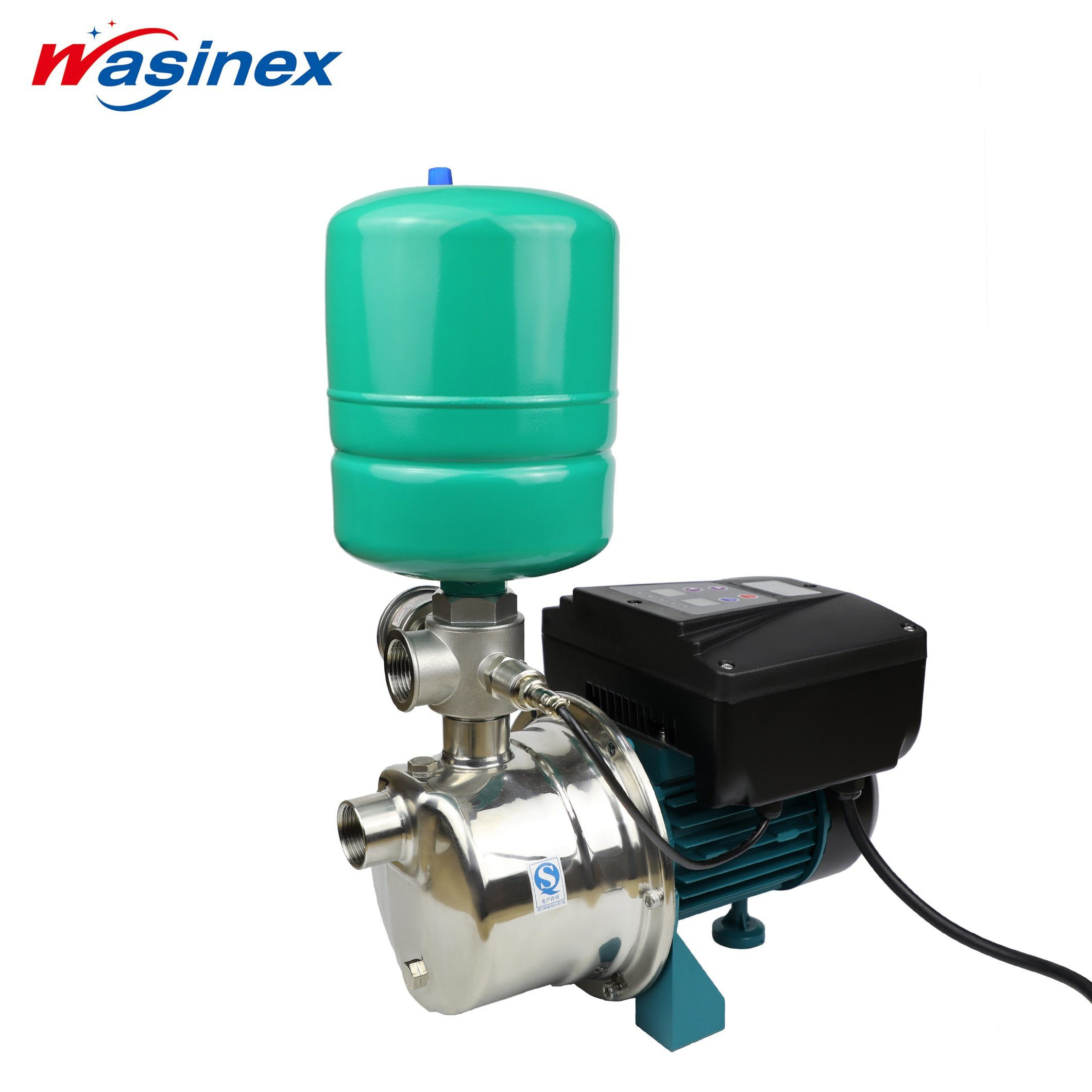 China Hot Products VFD Booster Pumps Water Pressure Pump Photos ...