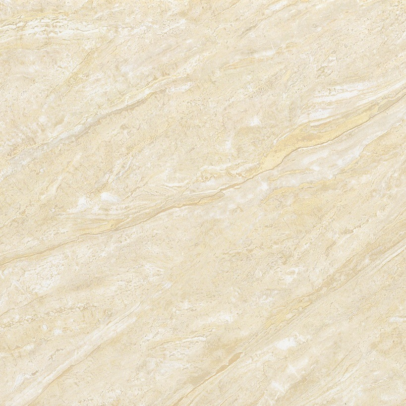 China Glossy Glazed Surface White Marble Look Ceramic Tile For Wall
