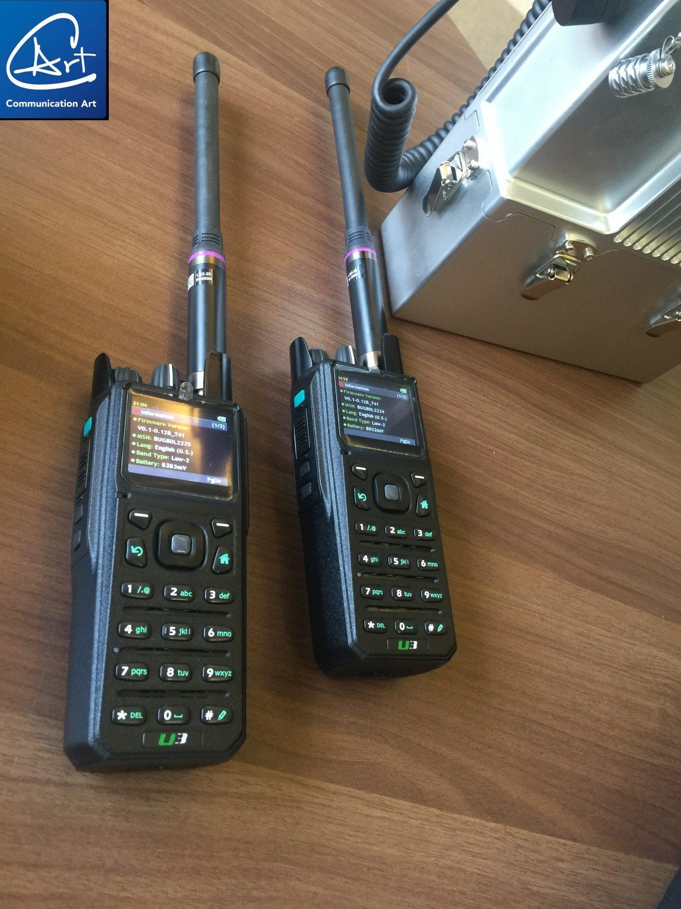 China Handheld Radio in P25 Conventinoal and P25 Trunking