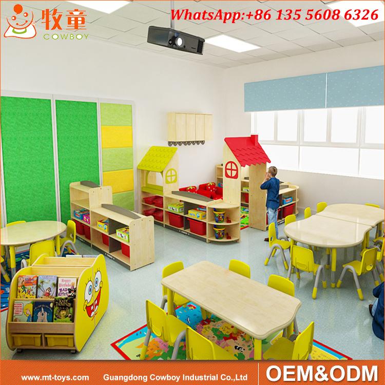 China Mordren Preschool Kindergarten School Classroom