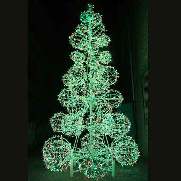China 20ft Outdoor Holiday Green Led Christmas Tree Light China Christmas Tree Led Lights Musical Christmas Tree Lights