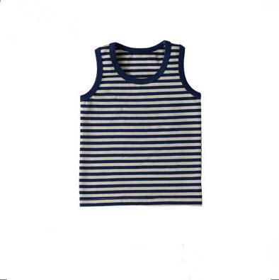 15d7eb1ebc2d4 China 100% Cotton Knitting Pattern Boy Vest Top - China Tank Top ...