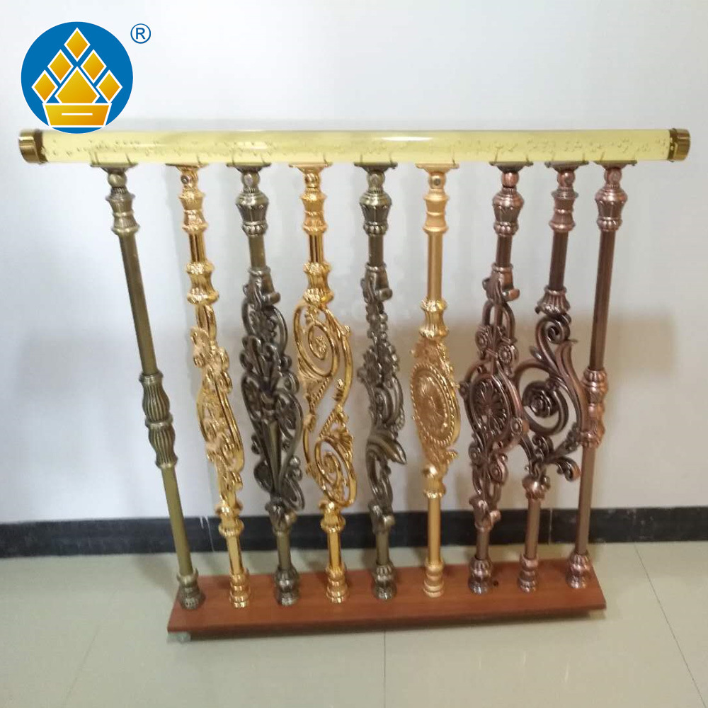 Factory Supplier Stainless Steel Acrylic Crystal Stair Handrail Baluster pictures & photos