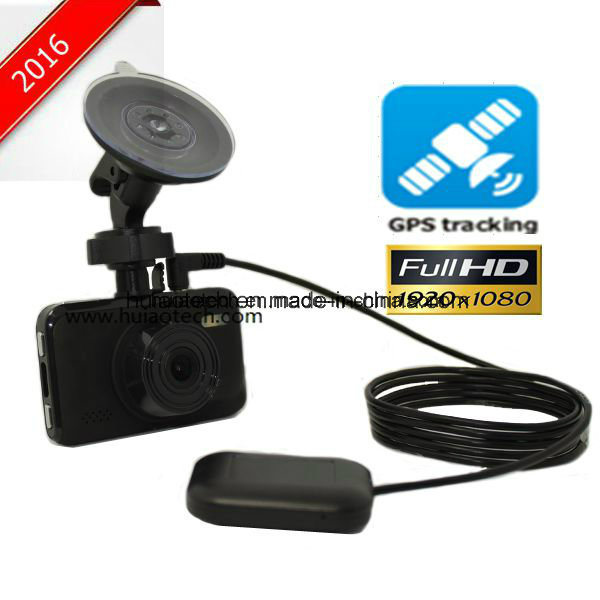 [Hot Item] OEM 2 7inch Car DVR with GPS Tracking Route Car Black Box by  Google Map Playback, FHD1080p Sony Imx Camera Sensor, Parking Control  Digital