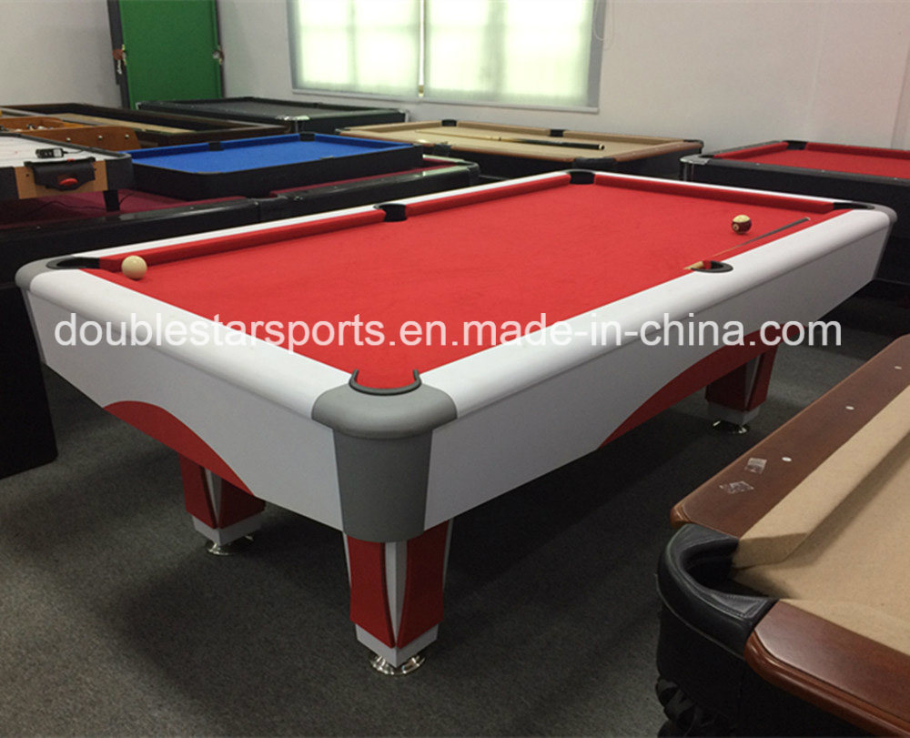 China Wholesale Manufacturer Modern Slate Pool Billiard Tables - Modern slate pool table