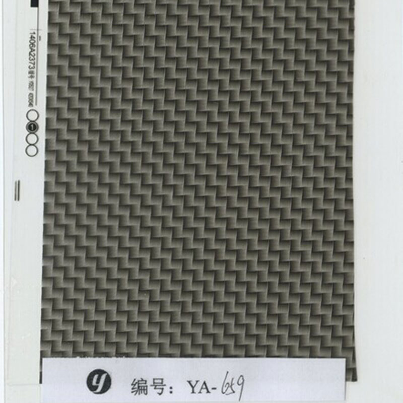 Yingcai Grey 3D Carbon Hydrographics Film Water Transfer Printing Paper
