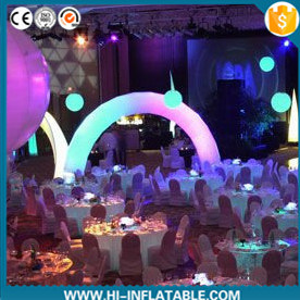 China 2016 newest wedding event decoration supplies led lighted 2016 newest wedding event decoration supplies led lighted inflatable arches inflatable entrance arch junglespirit Choice Image