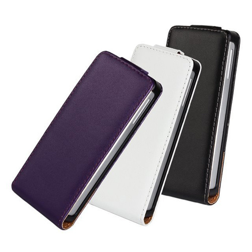 China Slim Flip PU Leather Cover Case For Nokia Lumia 630