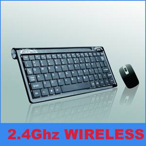 64d4c42d27e 2.4GHz Ultrathin Best Wireless Keyboard Mouse Set for Laptop. Android  Tablet. PC. Apple. Mac