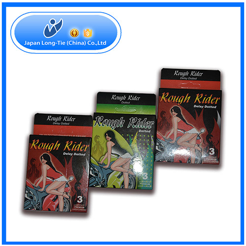 Sex Product; One-Touch Brand Condom with CE, ISO pictures & photos