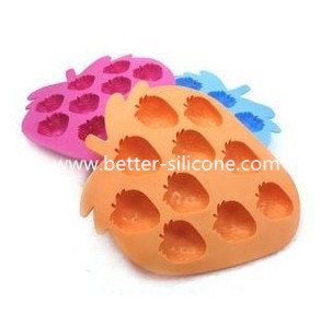 Custom Silicone Ice Cube Tray pictures & photos