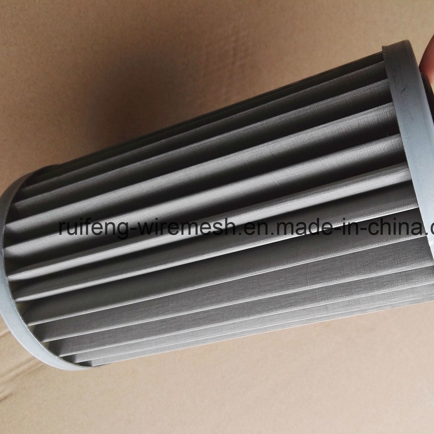 China Circular/Different Shapes Stainless Steel Copper Filter Wire ...