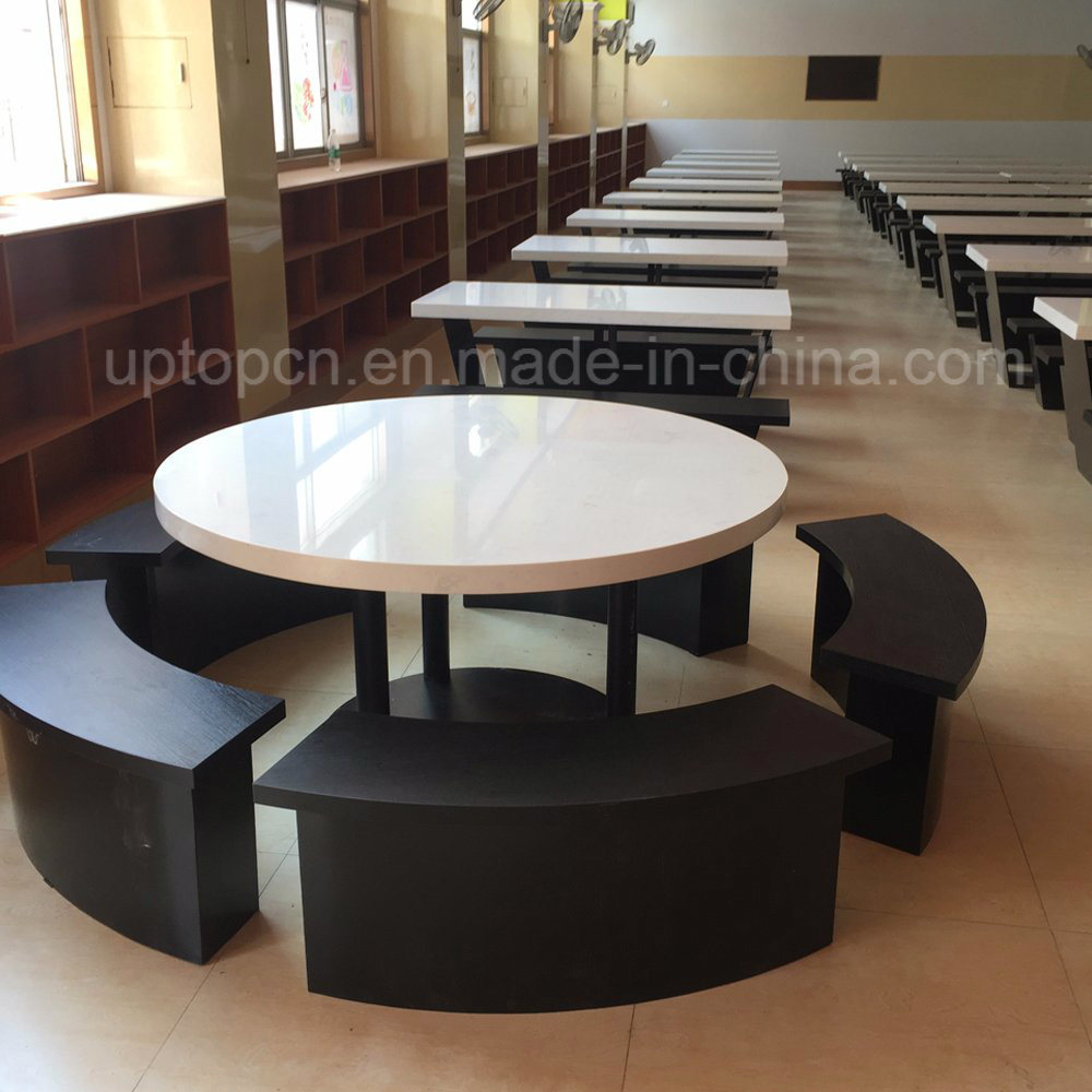 China Solid Surface Corian Stone Top Restaurant Dining Table (SP CS393)    China Restaurant Table, Restaurant Furniture