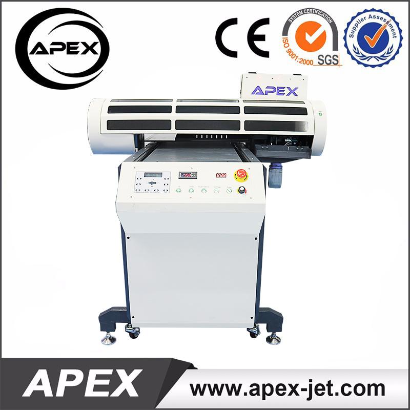 [Hot Item] Digital LED UV6090p Flatbed Printer for Sale