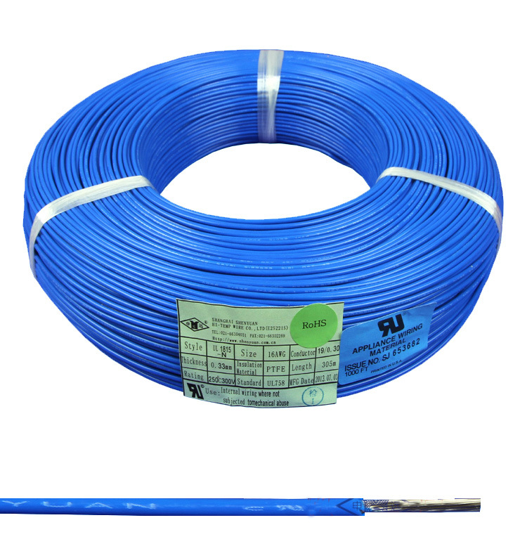 China Teflon Coated Oilproof Electrical Wire Photos ... on