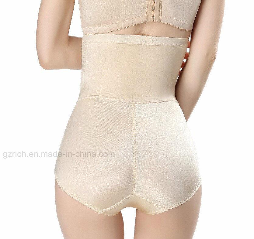 7f5d754f26 Women Tummy Control Panty Slim Waist Trainer Weight Loss Butt Lifter Panty