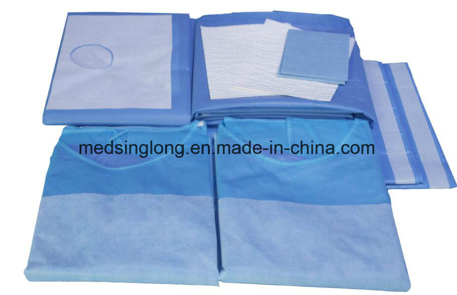 China Disposable Sterile Surgical Gowns, Disposable Medical Gown ...