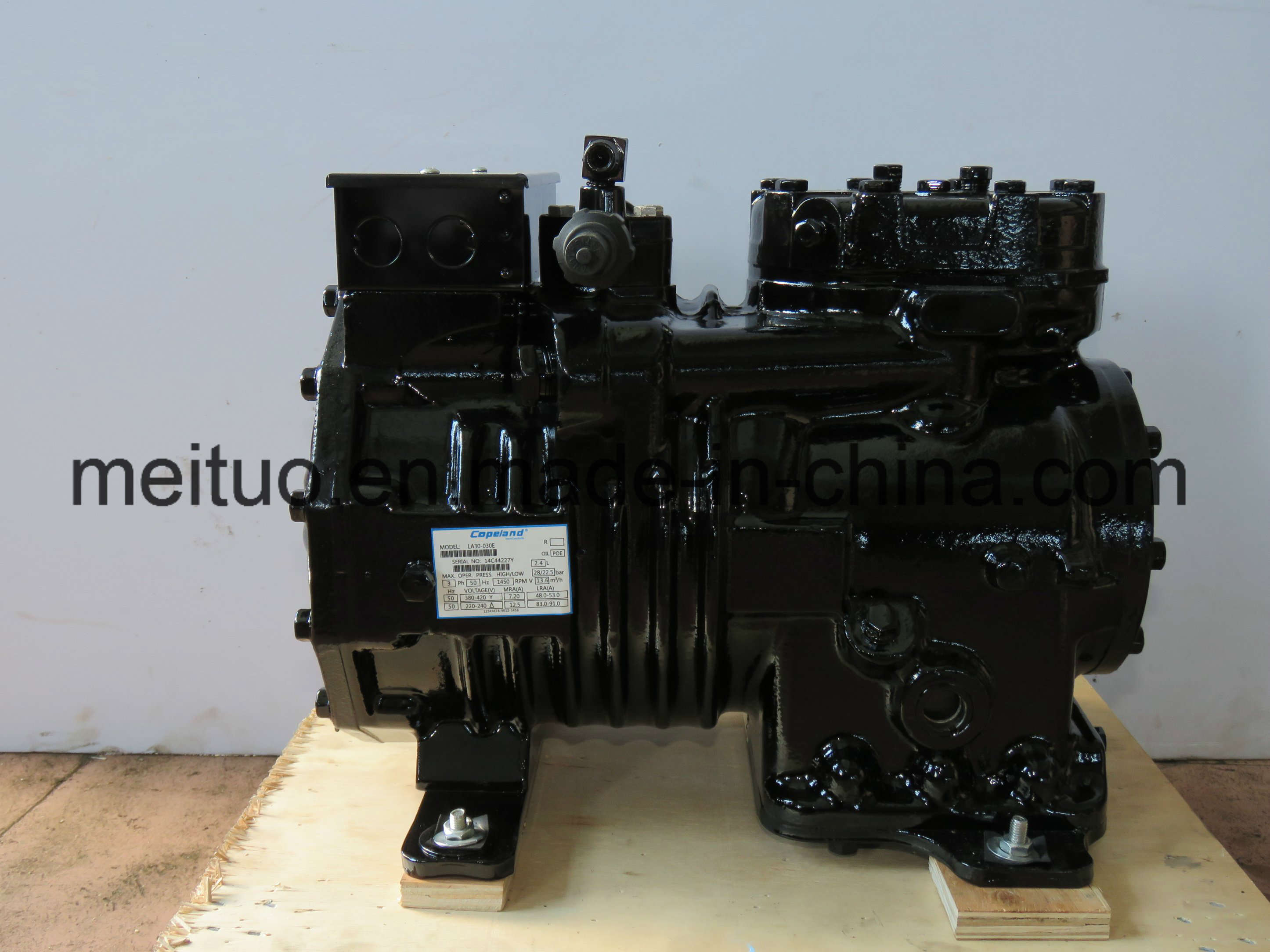 China Copeland Semi Hermetic Dwm Compressor Parts D6DJ5-4000-Awm/D 40HP -  China Copeland Semi-Hermetic Compressor, Refrigerator Spare Parts