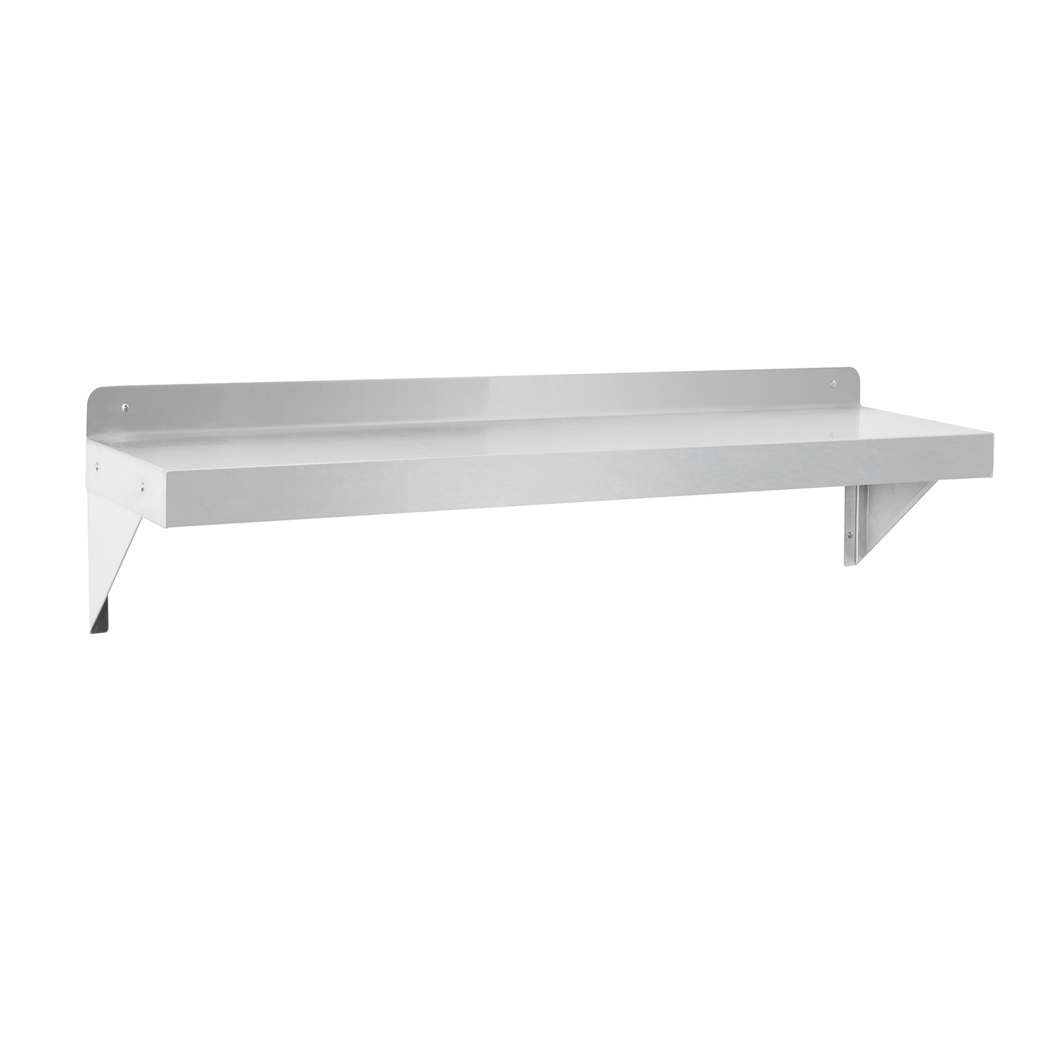 China Stainless Steel Kitchen Wall Mount Shelf Commercial With Backsplash China Stainless Steel Kitchen Shelves Wall And Stainless Steel Wall Shelves Restaurant Price