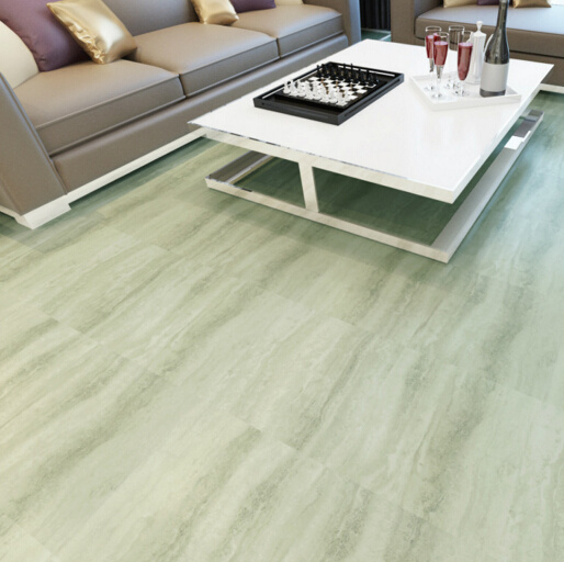 China Easy Install Click Vinyl Floor Tile 12 X 36 X 50mm With