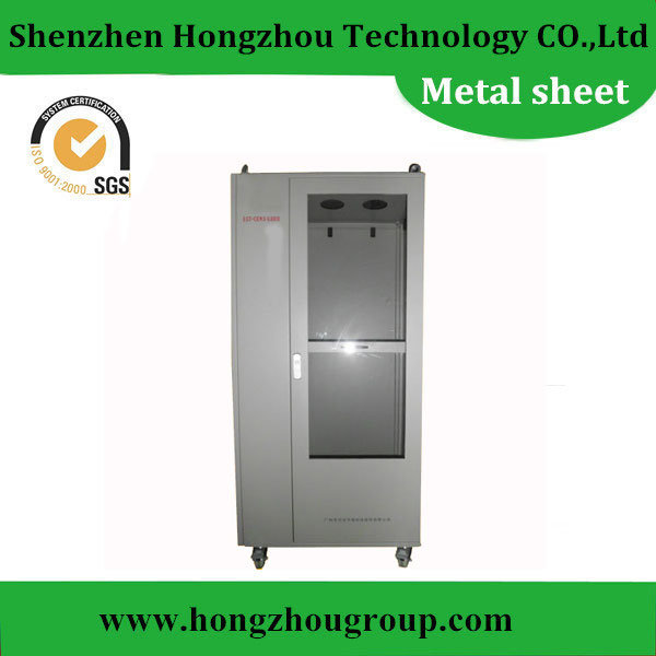 High Precision Sheet Metal Fabrication Part with Deep Drawing