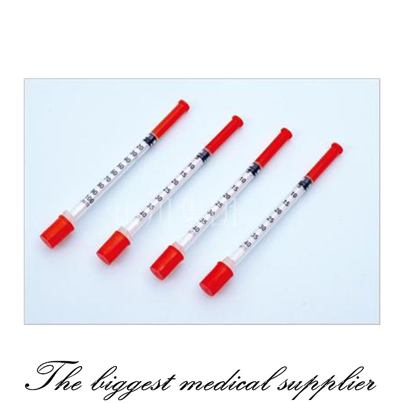 Disposable Medical Insulin Syringe pictures & photos