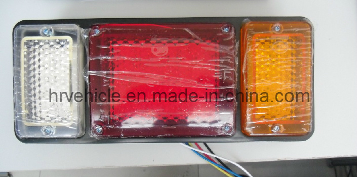 LED Tail Combinational Light for Trailer Truck