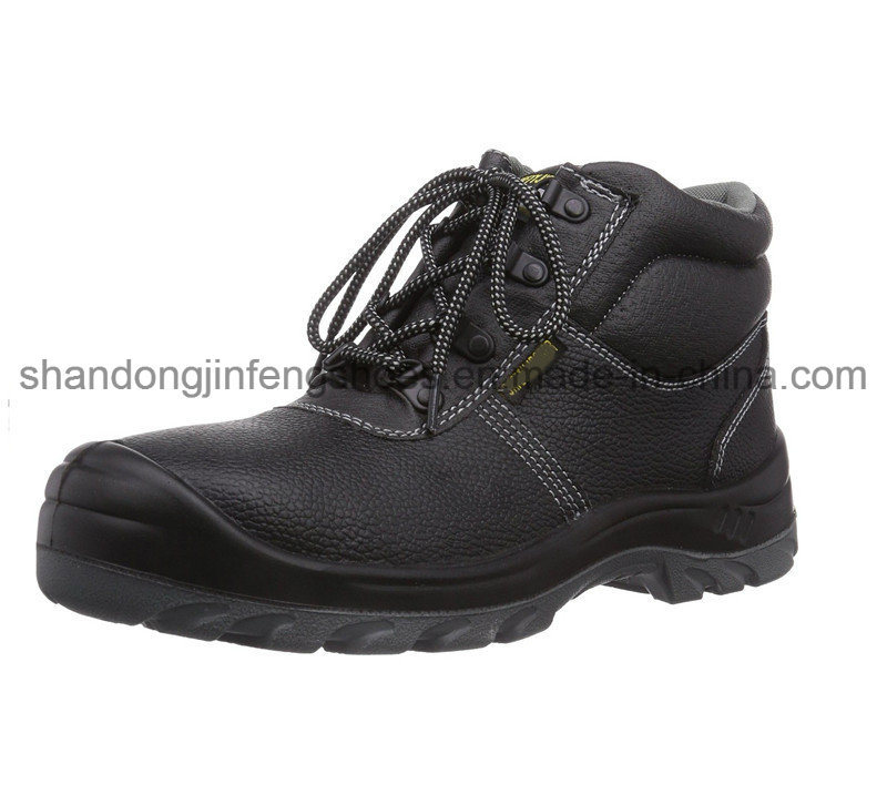 Men Leather Comfort Work Shoes