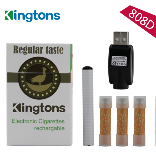 Wholesale 808d 300 Puffs Stainless Steel Tube Hookah Electronic Cigarette pictures & photos