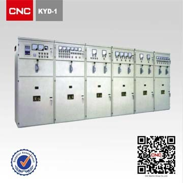 Mine Explosion Proof Low-Voltage Fixed Switch Cabinet (KYD)