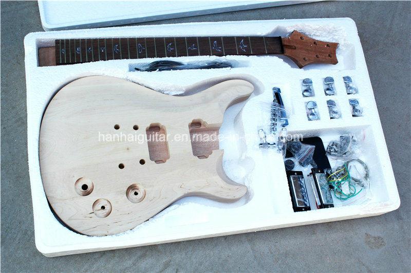 China Hanhai Music Prs Style Electric Guitar Kit Diy Guitar