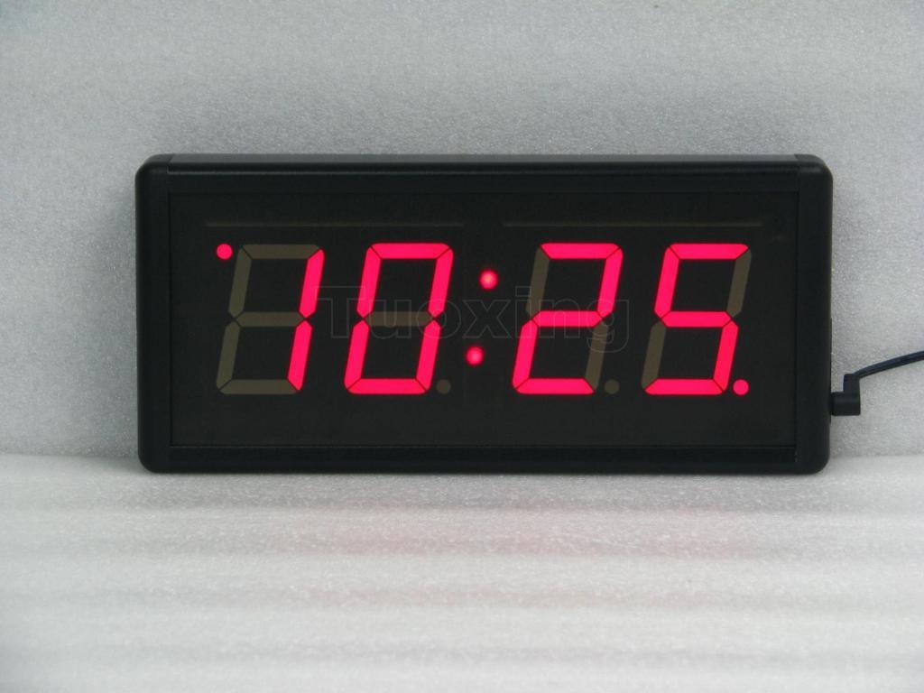 China Led Clock Wall Clock Digital Small Clock Display China Led