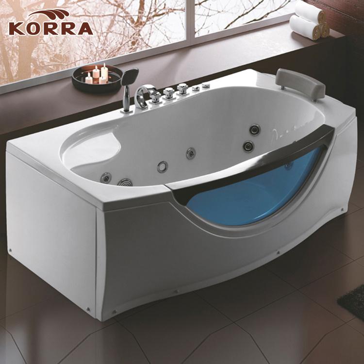China Massage Bathtub/Jacuzzi with Removable Panel (K-1066R) - China ...