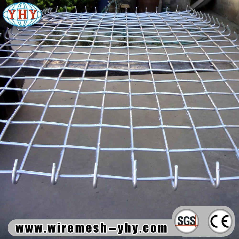 China High Tension Quarry Wire Mesh and Mine Underground Mesh Photos ...