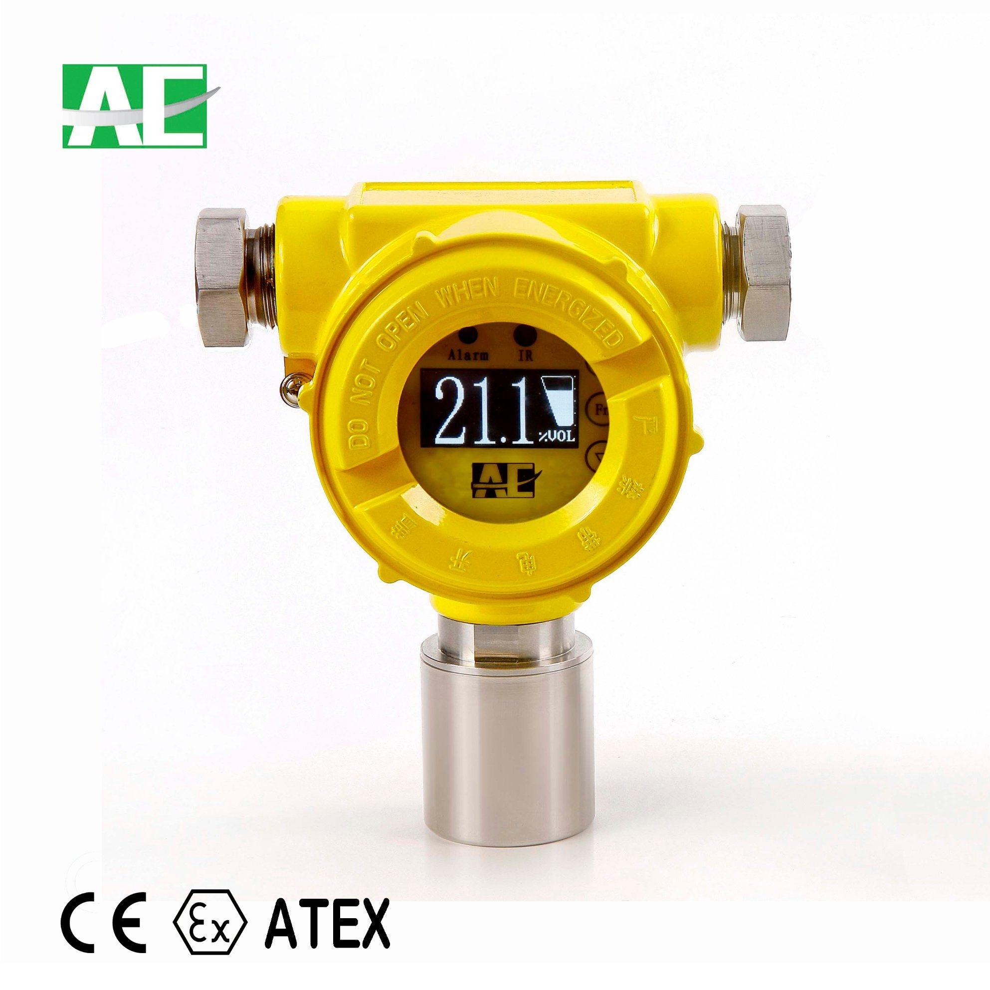 [Hot Item] Fixed Methane Ethane Propane Butane Gas Leak Detector