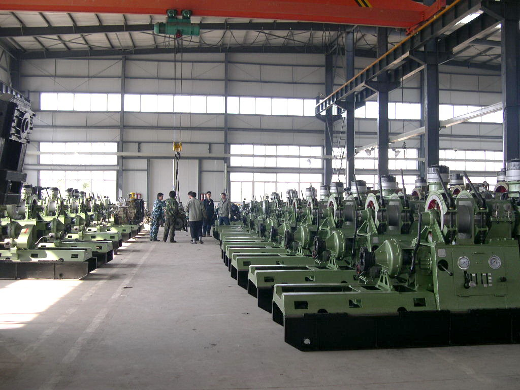 Spindle Type Diamond Drilling Rig (HXY-8) 3000m Drilling Capacity