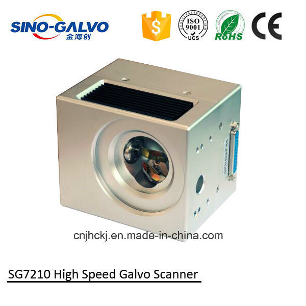 Sg7210 Laser Galvo Price for Fiber Laser Marking Machine