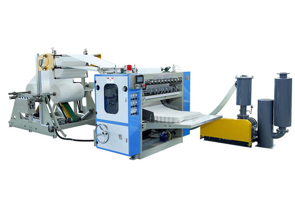 High Speed Automatic Folding Facial Tissue Paper Making Machine pictures & photos