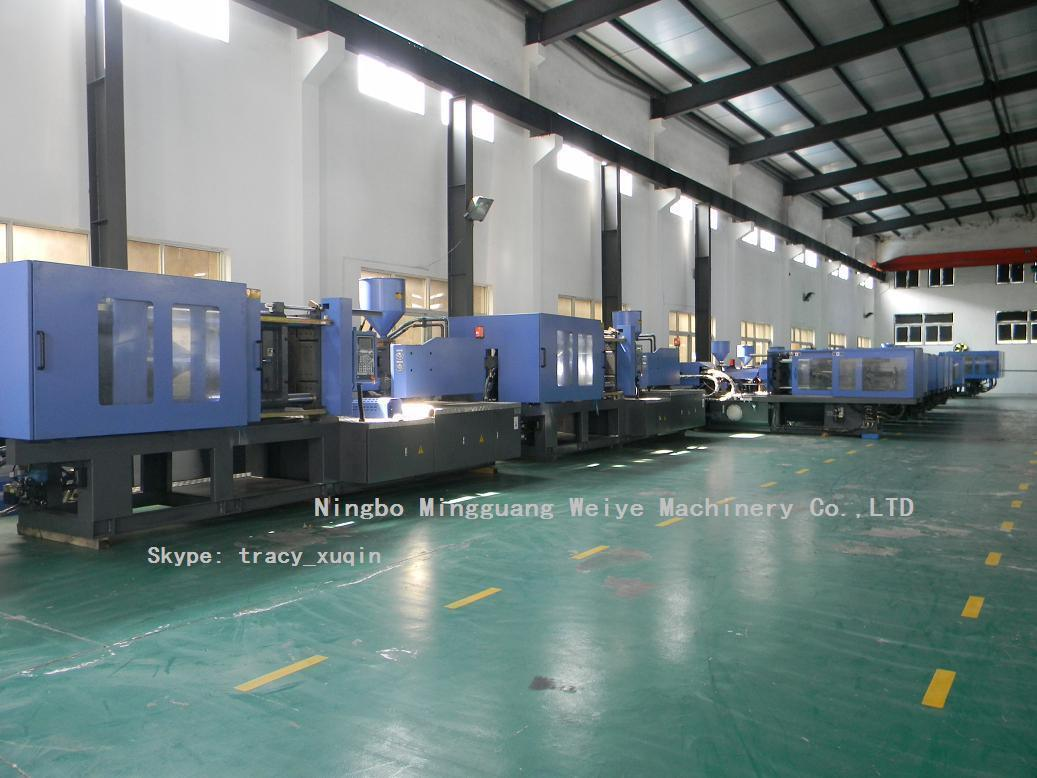 Oil Cap Plastic Injection Molding Machine with Energy Saving and High Quality (XY1600)
