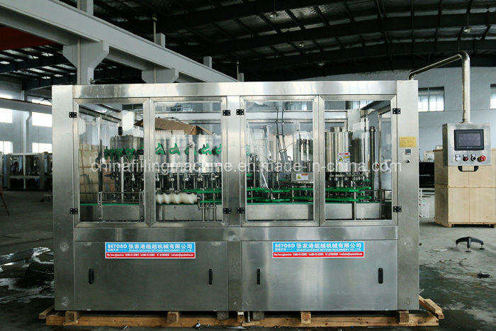 Atuomatic Can Filling and Sealing Machine with Ce