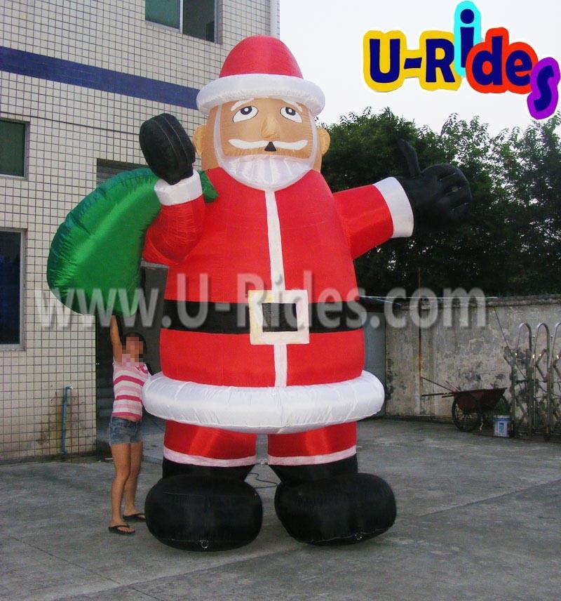 China Santa Claus Inflatable Christmas Cartoon For Decoration   China  Inflatable Christmas Cartoon, Inflatable Santa Claus
