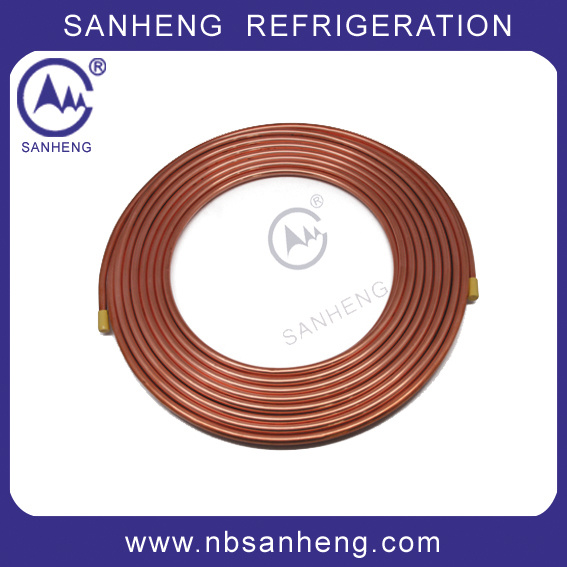Air Conditioner Pancake Coil Copper Tube