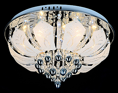 Morden Design Glass Ceiling Lamps